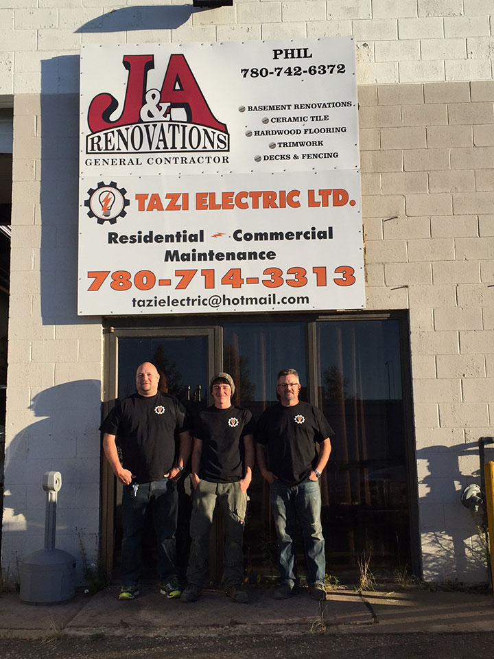 Tazi Electric Ltd.