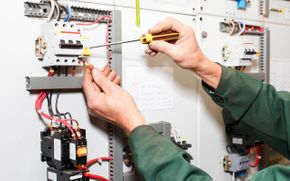 electrical contractors Fort McMurray
